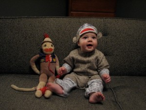 Ephraim and his monkey twin